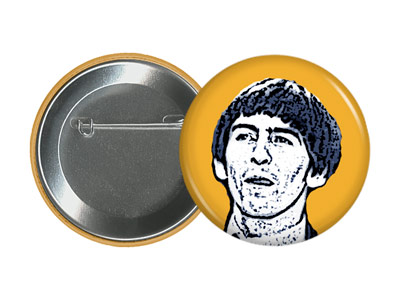 Beatles Pinback Button